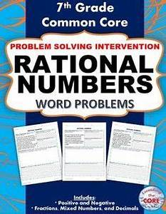 Rational Numbers Jeopardy Review Game Middle School Math