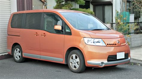 Nissan Serena Picture by 2001 Nissan Serena C24 Pictures Information And Specs