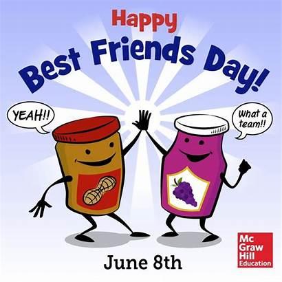 Friends Happy Friend Clipart June 8th National