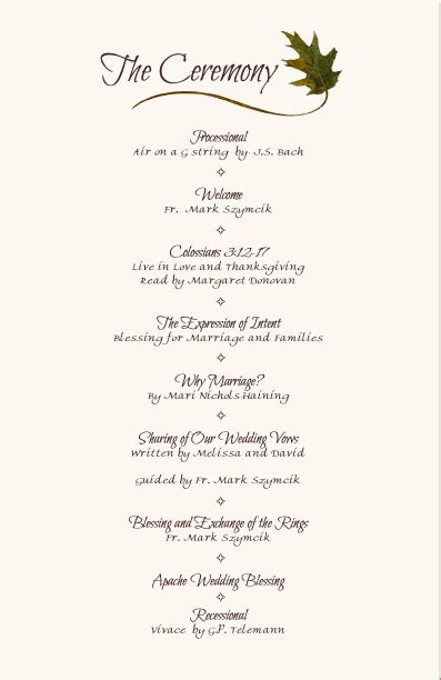 wedding reception program sle service in 2019 wedding reception program sle wedding