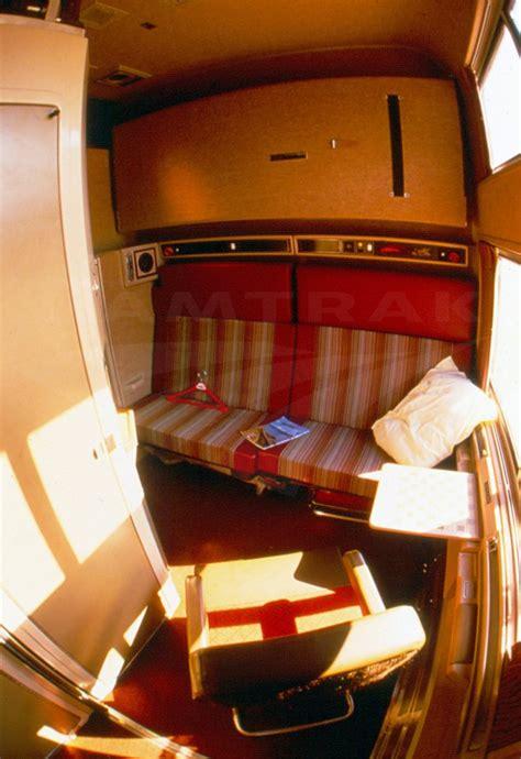 prototype viewliner bedroom  amtrak history