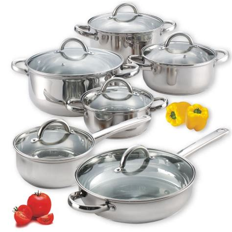 stainless steel cookware sets     worth  money clever diy ideas