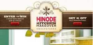how to win a free kitchen makeover hinode kitchen makeover sweepstakes win an 18 000 9600
