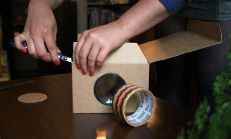 diy learn   homemade smartphone projector