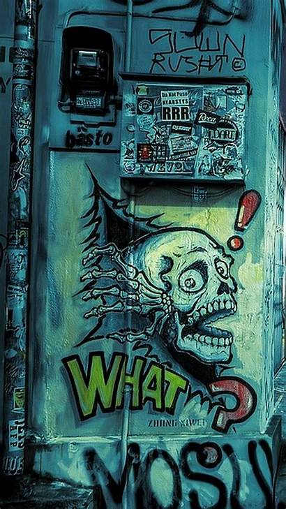 Street Graffiti Iphone Wallpapers Attitude Background Backgrounds