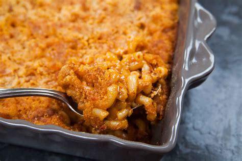 chorizo mac  cheese recipe simplyrecipescom