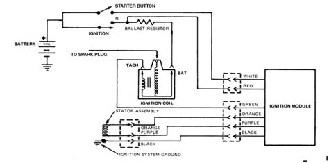 Atv Ignition Wiring by How To Convert An Atv To Ford Ignition Rick S Site