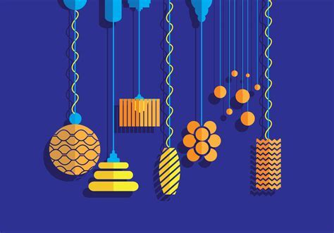 Hanging Light Vectors   Download Free Vector Art, Stock