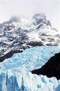 El Glacier National Park Argentina