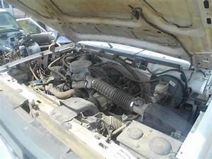 Used 1997 Ford F350 Engine Cylinder Head 8 351w  5 8l