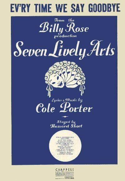 What This Thing Called Cole Forgotten Porter