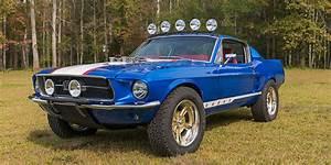 1967 'Rowdy Restomod' Mustang: SEMA 2017 | Ford Authority