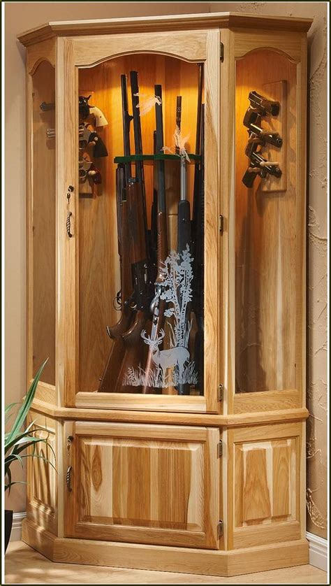 wood gun cabinet with etched glass wooden gun cabinets with etched glass home design ideas