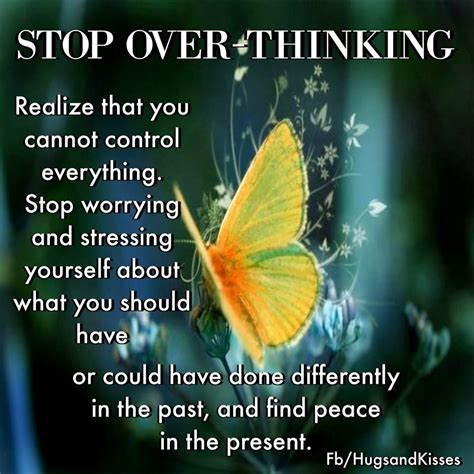 stop overthinking pictures   images