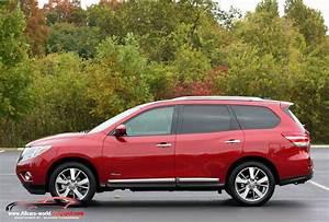 Automotive News  2014 Nissan Pathfinder Hybrid