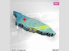 3d Flag Map Of Aruba Free Stock Photos & Images