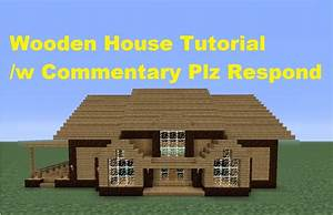 PDF DIY How To Build Wood House Minecraft Download