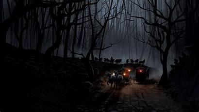 Spooky Jungle Wallpapers Pc Allwallpaper