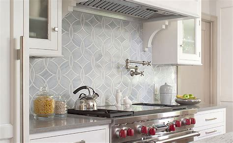 white gray marble mosaic tile backsplash backsplashcom