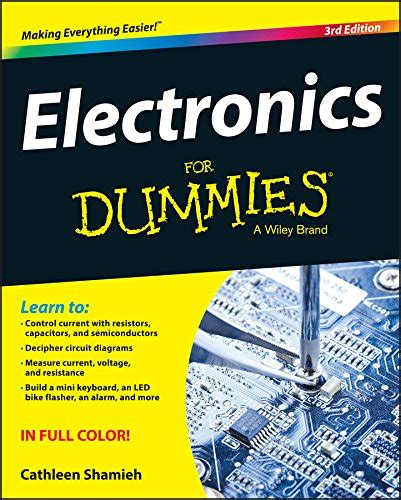 electronics  dummies  ebooks