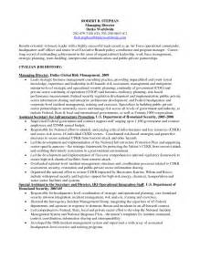 sle resume for cabin crew position aviation prep resume