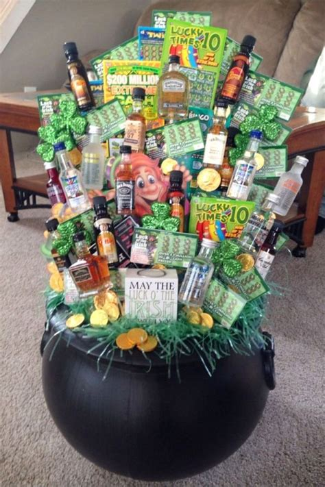 pin  april robertson  gift ideas fundraiser baskets