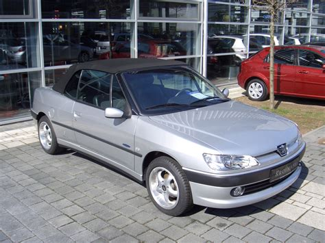 section 2 306 of the code file peugeot 306 cabrio 1993 2001 special edition