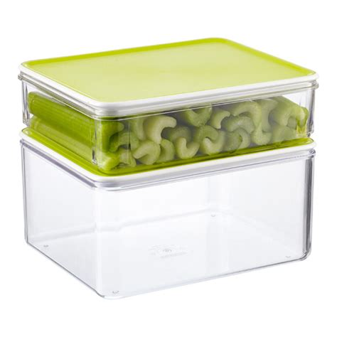 plastic lid organizer kitchen modulbox food storage with lime lids the container 4275