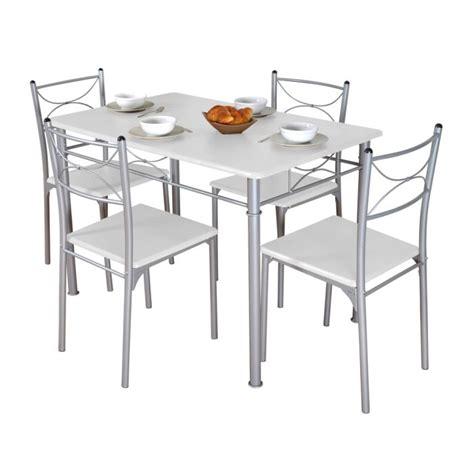 ensemble table et chaise de cuisine pas cher table et chaise de cuisine pas cher mobilier sur enperdresonlapin