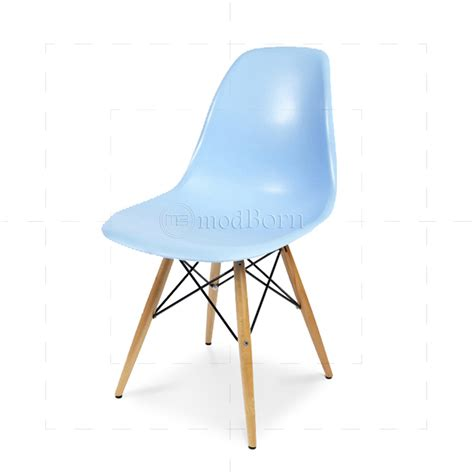 chaises dsw eames eames style dining dsw chair blue