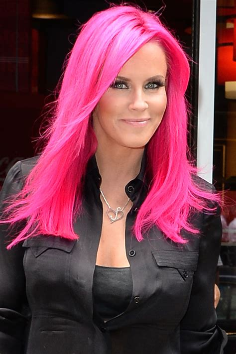 31 Celebrities With Pink Hair Pink Hair Color Ideas To