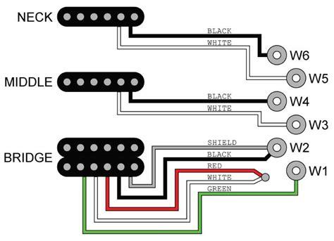 Jtv Pickup Wiring Diagrams Shuriken Variax