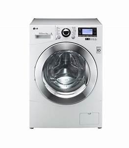 Lg Showcases Latest Big Capacity Washing Machines And New Eco