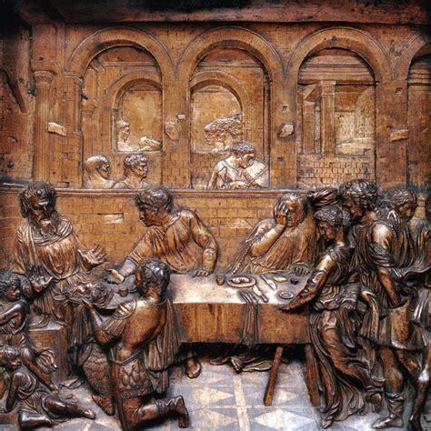 Banchetto Di Erode by Banchetto Di Erode Donatello