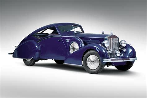 1937 Rolls-Royce Phantom III Aero Coupe - Silodrome