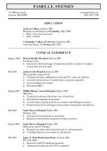 mental health worker resume sle images frompo