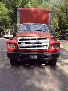 Ford F700  1986    Van    Box Trucks