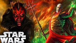 Was Darth Maul More Powerful Than Count Dooku? Star Wars ...
