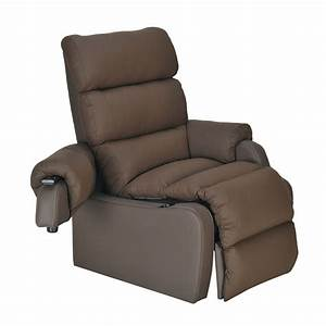 Fauteuil cocoon grand confort 1 moteur repos medical for Fauteuil cocoon