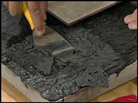 how to remove carpet adhesive from wood floor gurus floor