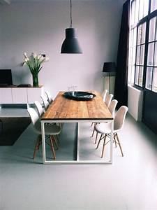 Stühle Im Eames Stil : die besten 25 eames st hle ideen auf pinterest eames esszimmer eames und charles eames ~ Indierocktalk.com Haus und Dekorationen