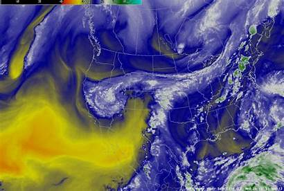 Vapor Water Weather Colorado Satellite Animated Flood