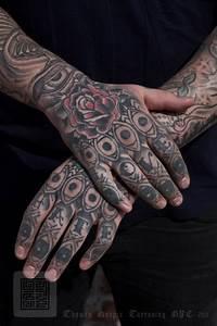 Hand Tattoos for Men For Girls for Women Tumble Words ...