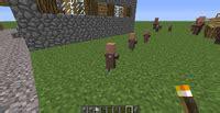 villageois le minecraft wiki officiel