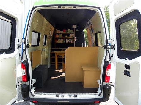 bureau mobile sanef cspl aménagement véhicules pour collectivités locales
