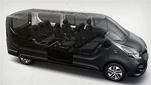 Renault Trafic Escapade : renault trafic spaceclass equipaggiamenti renault it ~ Medecine-chirurgie-esthetiques.com Avis de Voitures