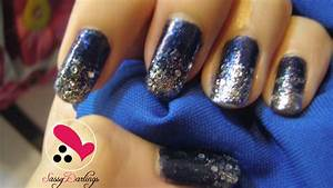 Image of: Fade Nail Art Love Blue Nail Designs To Beauty Your Nails