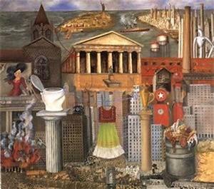 Frida Kahlo Kunstwerk : mein kleid h ngt es l von frida kahlo 1907 1954 mexico ~ Markanthonyermac.com Haus und Dekorationen