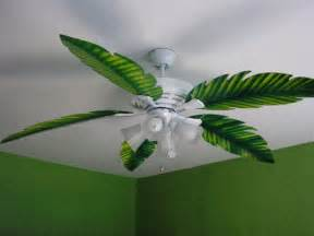 palm leaf ceiling fan replacement blade fit on your existing ceiling