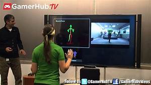 Xbox One New Kinect Hands On Demo At Microsoft